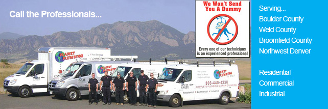 green plumbing boulder colorado