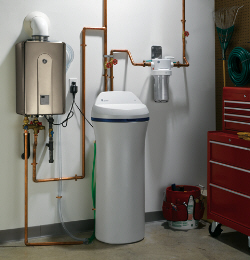 tankless water heater boulder